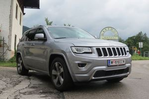 2016 Jeep Grand Cherokee V6 Diesel Review: Austrian Beer, Pork And A Failed Car Thief