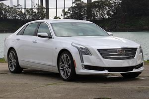 2017 Cadillac CT6 Review: You May Want To Sell Your House For One