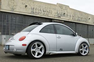 Don't Ever Call This RUF-Inspired VW Beetle A Flower-Powered Bubble