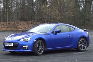 Turns Out It's Possible For Two Guys To Drift A Subaru BRZ At Once