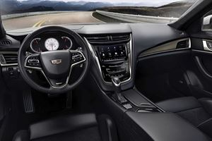 Cadillac Revamps CUE To Mimic Smartphone Interface