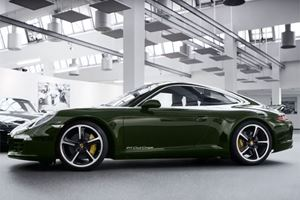 Porsche Reveals Only Its Top 4 Most Memorable Exclusive 911s Of All Time