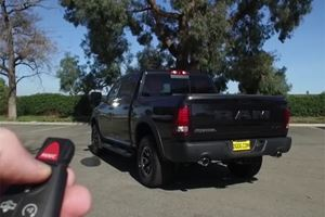 The Ram Rebel Is Cool And All, But It's No Ford Raptor Beater