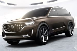 Pininfarina Showcases Two Stylish SUV EV Concepts At Shanghai