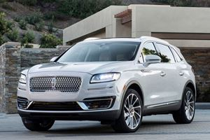 2019 Lincoln Nautilus Debuts In LA