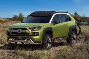 Rugged Toyota FT-AC Concept Can Record All Your Off-Road Adventures