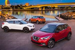 Nissan Kicks The Juke To The Curb With The New Kicks Crossover