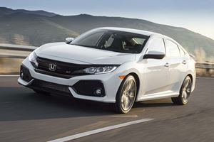 2019 Honda Civic Si Sedan Review