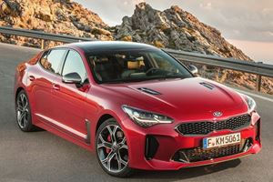 The New Kia Stinger Is Cheaper To Lease Than A Chevrolet Camaro