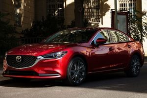 Here's Why The New Mazda6 Turbo Won't Come With A Manual
