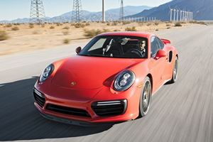 Porsche 911 Turbo S Laps Willow Springs Almost As Fast As 918 Spyder
