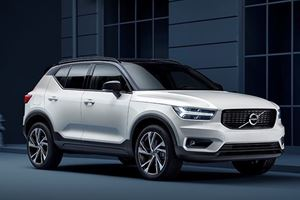 New Subscription Service For Volvo XC40 Starts From $600 Per Month