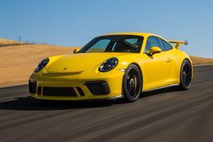 2019 Porsche 911 GT3 Review