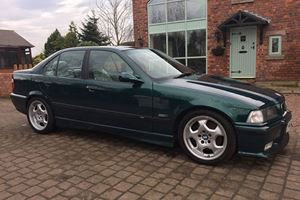Richard Hammond's Terrible BMW M3 From Top Gear Is Now For Sale