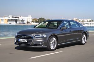 2019 Audi A8 First Drive Review: The New Lord Of The Rings