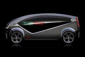 Fisker's New Autonomous Shuttle Is Straight Out Of Science Fiction