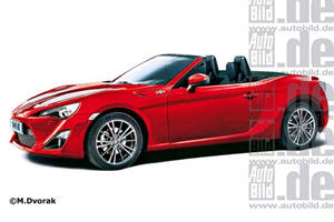 Toyota GT 86's Chief Engineer Confirms Droptop in the Works