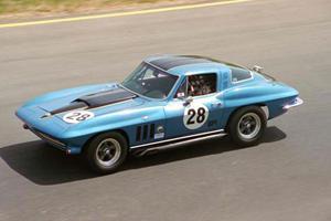 Corvette Evolution, Part 3: The Corvette C2, Basing the Legend