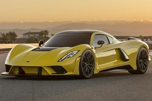 Here's How The Hennessey Venom F5 Will Get To 300 MPH
