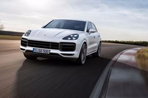 2019 Porsche Cayenne First Drive Review: The Benchmark SUV