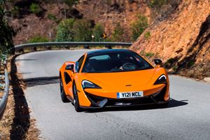 2016 McLaren 570S First Drive Review: You Can't Help But Love This Car