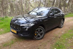 2017 Maserati Levante Review: Driving In The Holy Land Brought Us Closer To God