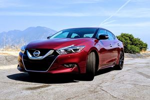 2018 Nissan Maxima Review: Almost A True Four-Door Sports Car