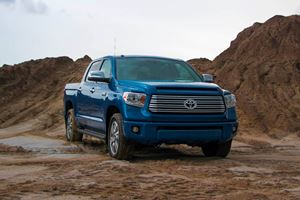 2017 Toyota Tundra Review: Plush Enough To Be A True Luxury Vehicle?