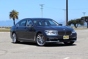 2016 BMW 7 Series Review: The Driver's Car For People Who Can Afford Drivers