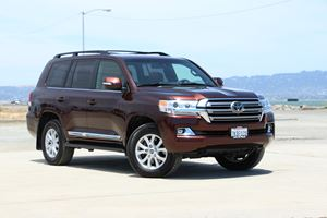 2016 Toyota Land Cruiser Review: More SUV Than You'll Ever Need