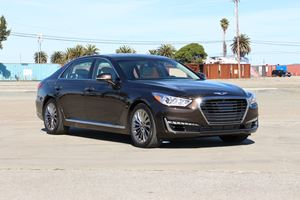2016 Genesis G90 Review: The Luxury Sedan On A Modest Budget