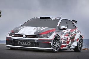 The Volkswagen Polo GTI R5 Is A Rally-Ready Beast