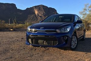 2018 Kia Rio Review: The Most Impressive Car You Can Buy For $20K