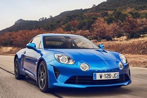 A Faster, Lighter Alpine A110 Will Arrive With 300-HP