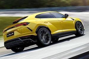 Lamborghini Urus Gunning For The Nurburgring SUV Lap Record