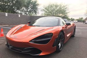 Someone Is Selling This McLaren 720S In Bitcoin Only