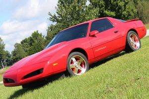 It Was A Miracle The 1992 Pontiac SLP Firehawk Was Street Legal
