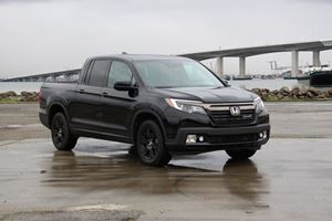 2017 Honda Ridgeline Review: So Fun We Turned Ours Into A Party Truck