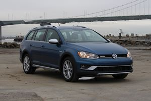 2017 Volkswagen Golf Alltrack: The Only Appliance You'll Need