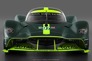 The Radical Aston Martin Valkyrie Could Become A Le Mans Racer