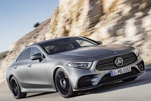 Mercedes CLS63 Scrapped To Make Way For AMG GT Super Sedan