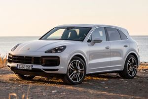 Porsche Can't Decide Whether To Build Cayenne And Macan Coupes