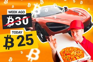 McLaren 720S That Cost 30 Bitcoin Now Priced At 25 Bitcoin