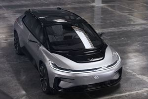 Boss Accused Of Taking $75M From Faraday Future For Kid's Trust Fund