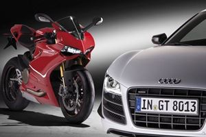 Audi Is Not Selling Ducati After All