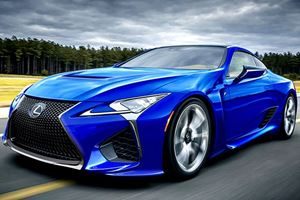 Latest Rumor Suggests Lexus LC F Will Have 621 HP On Tap