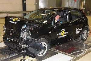 Italian Supermini First Car To Ever Receive A Zero-Star Safety Rating