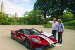 Top Gear Won't Like The Grand Tour Episode 2 Challenge