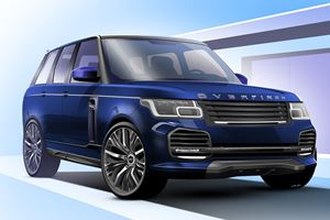 New 2018 Overfinch Range Rover Is The Most Opulent SUV Ever