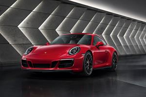 2018 Porsche 911 Carrera GTS Review